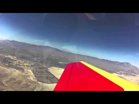 Aerobatics in the Extra 330LX over Palm Springs