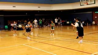 三人籃球比賽KTS女乙3VS香港仔聖伯多祿天主教小學(中)