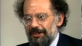 Ginsberg on Kerouac