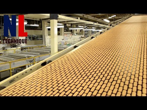 Modern Food Processing Technology With Cool Automatic Machines That Are At Another Level Part 7