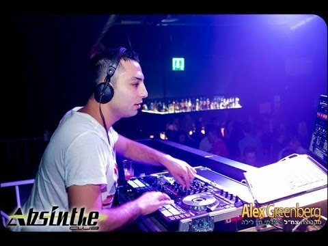 DJ German Avny - Absinthe Night Club (Promo)