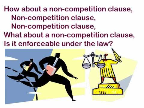 microsofts non competition clause and its effect Precedent, in effect, equated true non-competes with forfeiture clauses, finding they accomplished the same results its apparent use of non-competes would run into a problem with wgn's on-air talent under the broadcast industry free market act.