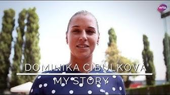 Dominika Cibulkova | My Story : Dominika Cibulkova |  Môj Príbeh