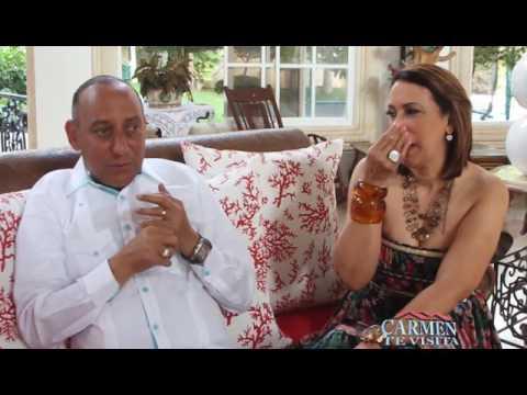 Carmen Te Visita   Entrevista a Rafa Santos
