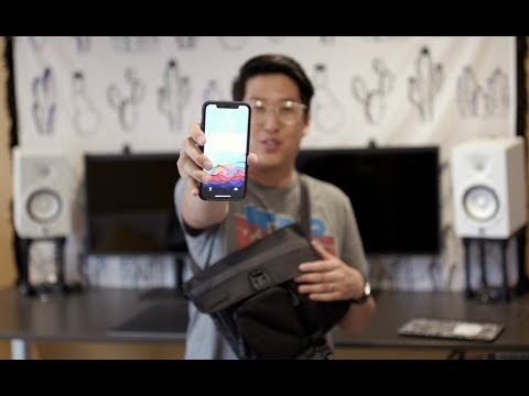 What's in my Tech Bag - 2018 Day Bag