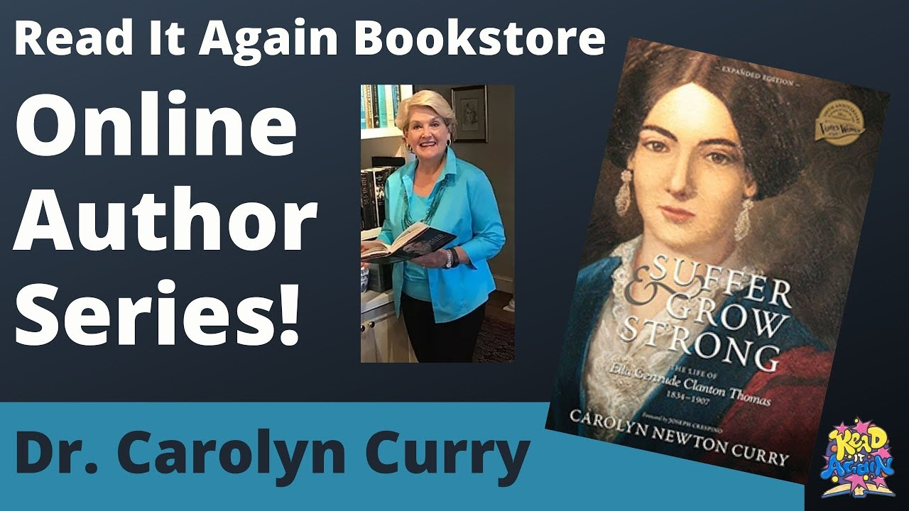 An Online Conversation with Carolyn Curry