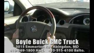 New 2010 Buick Enclave Baltimore Dealer Video
