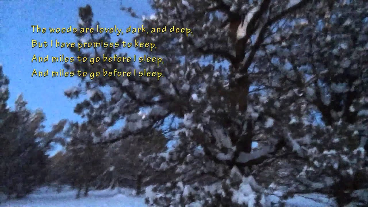 stopping by woods on a snowy evening by robert frost poetry stopping by woods on a snowy evening by robert frost poetry reading