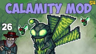 Terraria #26 POISON BEES! - 1.3.5 Calamity Mod S4 Let's Play
