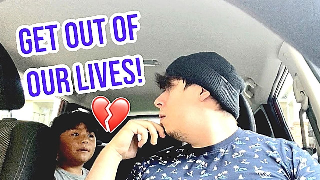 CHEATING IN FRONT OF MY GIRLFRIENDS SON! *Emotional*