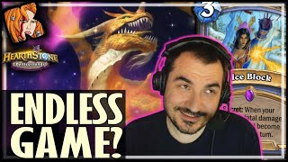 HOW DID THIS GAME KEEP GOING?? - Hearthstone Battlegrounds