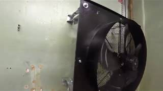 Почти финал! Майнинг Помещение! Установили Осевой вентилятор на 12 000 кубов!(, 2018-01-06T17:10:14.000Z)