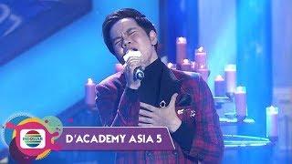 """Download Penuh Penjiwaan!! Faul LIDA-Indonesia """"Menari Diatas Luka"""" Raih All SO Komentator   D'Academy Asia 5"""