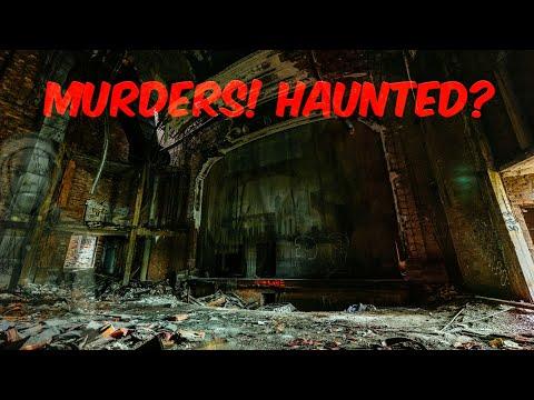 2 Murders! Inside Abandoned Theater