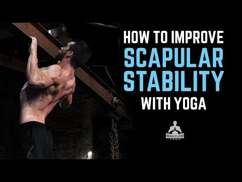 How to Improve Scapular Stability with Yoga 3 Simple Exercises