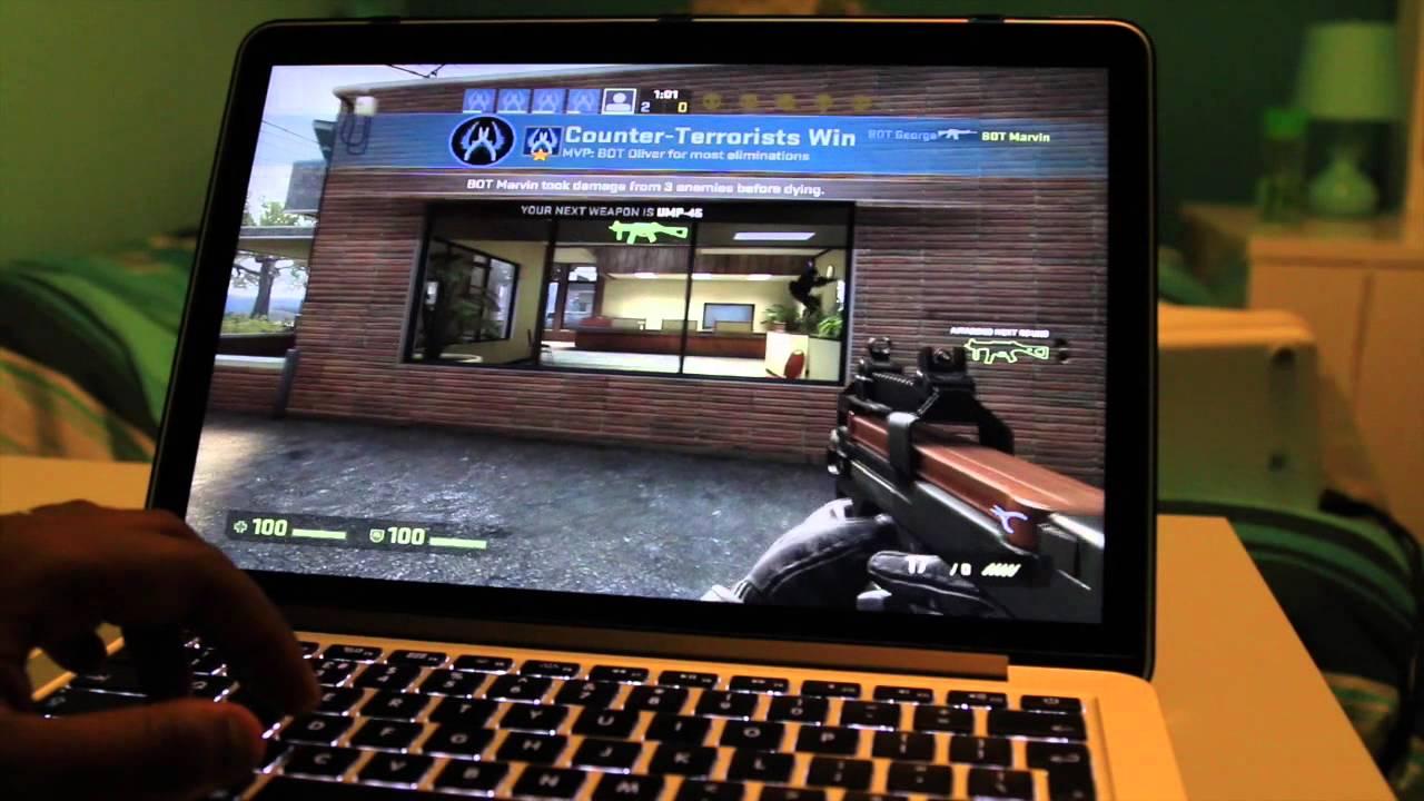 Macbook Pro 13 Haswell Retina Gaming 2 3 Youtube