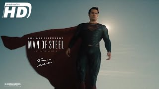 Man Of Steel - You Are Different  - Superman - Kal El - Motivational Video   HD