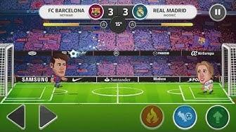 Head Soccer La Liga 2017 Android Gameplay #4