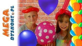 Balonowy Challenge • Kostiumy z baloników !!! • kreatywne zabawy