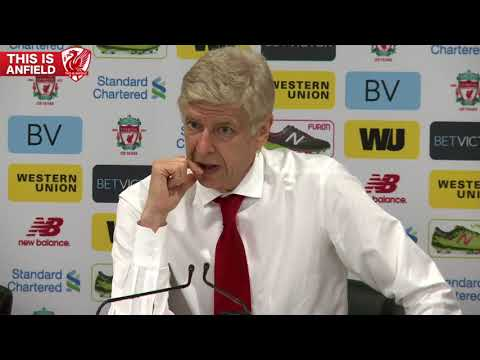Liverpool 4-0 Arsenal: Arsene Wenger Post Match Press Conference