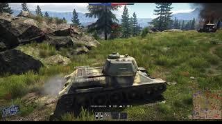 20 фрагів на Т-34-85 (Д-5Т) | Кіт Мурзик | War Thunder | 2019.08.17