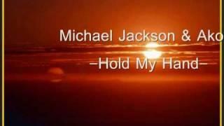 Michael Jackson & Akon - Hold my hand (traducida al español)