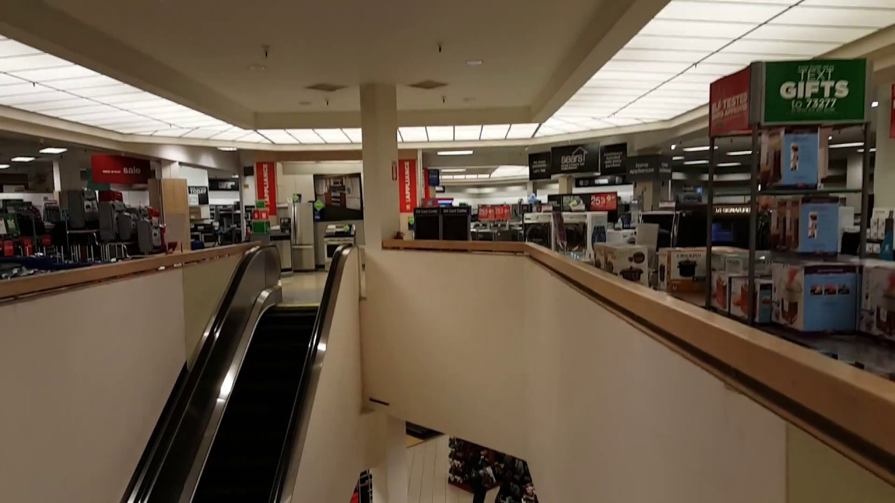 Sears fashion valley mall
