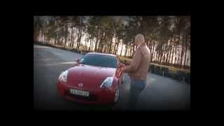 """Porsche Cayman vs Nissan 350Z.  """"Две Лошадиные Силы""""."""