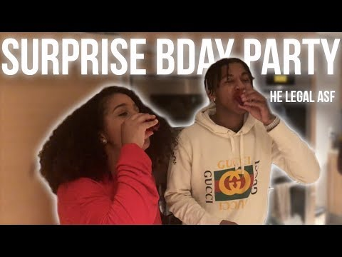 DDGS SURPRISE BIRTHDAY PARTY!