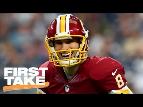 Did Redskins Handle Kirk Cousins Negotiations Well? | First Take | July 19, 2017