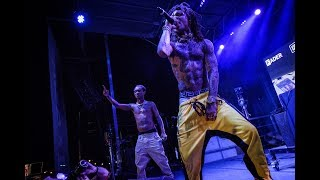 Rae Sremmurd - Powerglide - Live at FADER FORT (VR180)