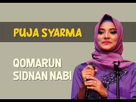 Puja Syarma feat Ust. Hadi, Qomarun Sidnan Nabi   Amal Khair Yasmin