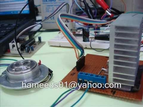 Hard Disk BLDC motor driving circuit using PIC16F876A part 2 Hard Drive Motor Wiring Diagram on