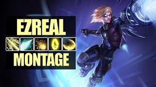 Ezreal Montage - Best Ezreal Plays S8 | League Of Legends