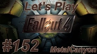 let s play fallout 4 part 152 follow the red faded line blind