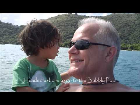 Boating with Richard-BVI on Baloo