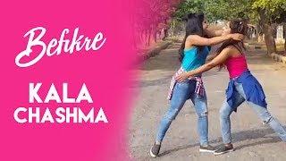 Kala Chashma | Nashe Si Chadh Gayi Dance - Swetha Naidu & Pavani