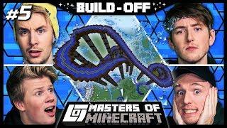 NIEUWE ATTRACTIES BOUWEN met Jeremy, Harm, Link en Joost | Build Off | MOM #5