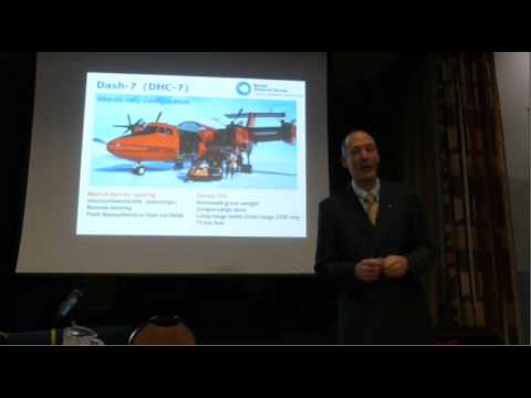 The British Antarctic Survey - January Lecture