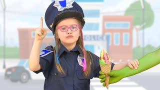 Богдана стала полицейской! + Результаты конкурса LEGO BOOST