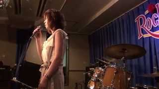 2015.4.3 Live&CafeBar Rockyにて 札幌在住のシンガー《FUjiko》 同店で...