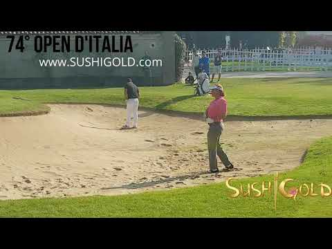 74° Open d'Italia by SUSHI GOLD GOLF CLUB MILANO MONZA 2017