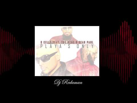 R Kelly Feat. The Game & Sean Paul | Playa's only VS We be burnin' mp3