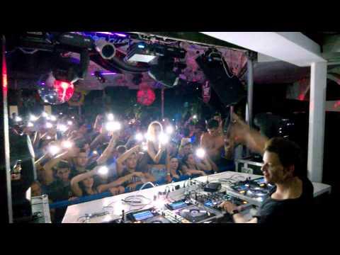Fedde Le Grand Aurora Club Primošten 16-8-2015 stars