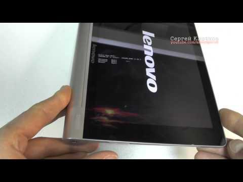 Hard Reset LENOVO Yoga 8 - HardReset info