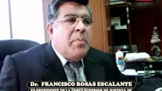 Dr FRANCISCO ROSAS ESCALANTE