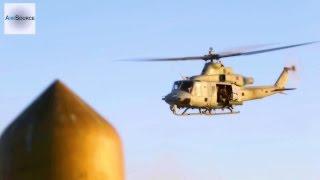 U.S. Marines - Heavy Huey Raid on Mock Village