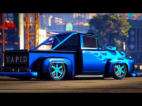 GTA 5 DLC LOWRIDER PART 2 -  $9,000,000 SPENDING SPREE! - Bu