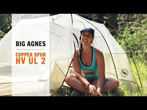 Big Agnes Copper Spur HV UL 2 Review