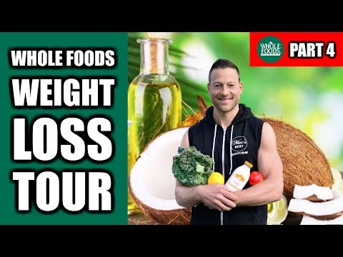 whole-foods-market-tour:-best-oil,-vinegar-&-salad-bar-options- -how-to-shop-for-weight-loss-part-4